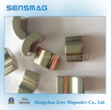 Arc NdFeB Magnets pour Motors, Coupling