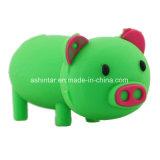 Lecteur flash USB de porc du dessin animé USB Pendrive Thumbdrive