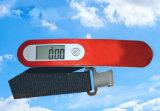 Escala práctica de la escala 50kg Banggage del equipaje de Digitaces del recorrido