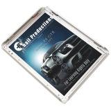 """Colore alluminio schiocco blocco per grafici del manifesto di formato del blocco per grafici 8.5X11 nero """""""