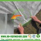 Telas estabilizadas UV da agricultura dos PP Spunbond
