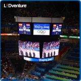 Il colore completo esterno mette in mostra lo schermo del video dello stadio LED
