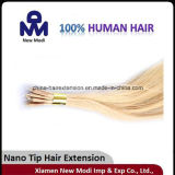 2g倍はブラジルのバージンの毛の拡張/人間の毛髪をNanoひっくり返す