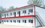 Het geprefabriceerde Huis van het Staal voor WoonToepassing (kxd-34)
