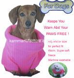 O animal de estimação de pano do animal de estimação veste a roupa do cão de pano do cão