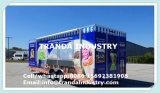 車輪が付いている2017年の中国の供給の食料調達のホットドッグのカスタム通りの移動式食糧トレーラーの食糧トラック