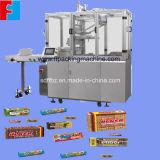 Automático X-Doblar la empaquetadora de la galleta