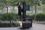 20W 30W de Laser die van de Vezel Machine voor Plastic Pijp PP/PVC/PE/HDPE merken