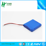 7.4V batterie 1800mAh rechargeable de la batterie lithium-ion 605050