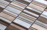Mosaico justo 2017 del metal del cantón nuevo