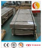 Acier inoxydable superbe 904L S32750, feuille S32205/plaque