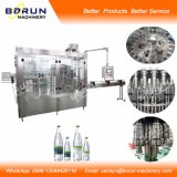 Машинное оборудование автоматической минеральной вода разливая по бутылкам