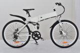 Vélo électrique se pliant de montagne