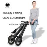 新しい元の小型折られたリチウム電池の移動性の電気蹴りのスクーター