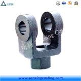 OEM fundición de acero de fundición de alta calidad de precisión / bastidor de la inversión