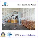 Máquina horizontal da imprensa do papel Waste com PLC (Hfa20-25)