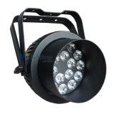 18*10W LED warmes weißes leises NENNWERT Licht für Theater Using