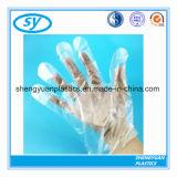 Gants imperméables à l'eau en plastique