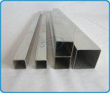 Pipes de grand dos d'acier inoxydable pour la grille