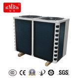 Wärmepumpe, Klimaanlage, Abkühlen, erhitzend, Warmwasserbereiter