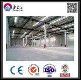 Atelier de structure métallique de modèle de construction (BYSS030101)