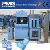 Semiautomatic 5 Gallonen-Wasser-Flaschen-Blasformen-Maschine