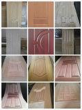中国の工場からの木製のベニヤHDFのドアの皮