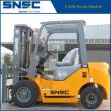 Carrello elevatore diesel della Cina Snsc 2.5ton con il prezzo del motore di Isuzu