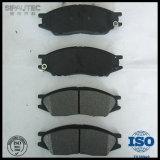 China-Bremsbelag-Fabrik-Selbstbremsbeläge für Nissans Renault D1193 410606n091