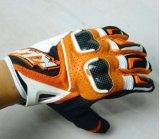 Перчатки раллиа перчаток мотоцикла кожаный перчаток