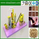 Materia prima multi disponible, línea de la granulación de la pelotilla de la biomasa del motor de Siemens