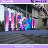 P4.81 pantalla a todo color al aire libre de la visualización video LED para los acontecimientos de alquiler