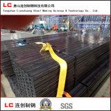 Tubo d'acciaio nero lubrificato con tessuto impermeabile