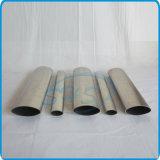 Pipes ovales elliptiques d'acier inoxydable