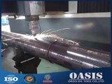 Tubo verticalmente scanalato caldo dell'oasi di fabbricazione di vendita