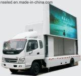 P6, P8, P10, caminhão P16 móvel/diodo emissor de luz movente ao ar livre que anuncia o indicador