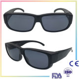 方法によって分極されるサングラスのための人及び女性上の適合