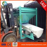 Máquina de enfriamiento de la fabricación de la paja de la pelotilla de la contracorriente superior del refrigerador