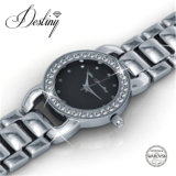 Het Kristal van de Juwelen van het lot van het Horloge van Swarovski Luxx