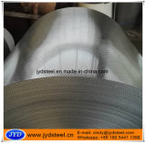 La surface gravée en relief a galvanisé la bobine en acier