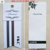 2015 nuovo Customized Clothing Paper Labels e Tags