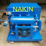 Máquina usada prensa de la filtración de aceite de motor del filtro de aceite de la placa (picofaradio)