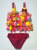 Привлекательный Swimwear Colorfu Бикини +Girls милый Bikini+Fashional