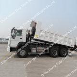 Фабрики тележка сброса сразу HOWO 6X4 35ton 10wheels для Африки