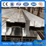Алюминиевый профиль штрангя-прессовани для конструкции и индустрии