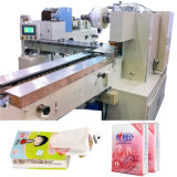 Машина упаковки ткани салфетки при карманная ткань оборачивая Baler