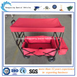 Buntes Foldable Tool Cart Tc4208 mit Awning