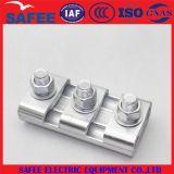 Conector de aluminio de la abrazadera del surco del paralelo del aluminio de China - conector de China, abrazadera paralela del surco