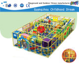 Macio Indoor Playground Equipment sobre Stock (HD-8302)