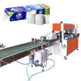 Empaquetadora del tejido de tocador de Rolls del papel higiénico 12